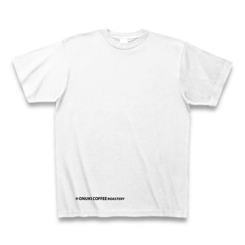 ロゴ入りTシャツ ホワイト