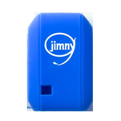 新型ジムニー、新型ジムニーシエラ用 シリコンキーケース(ブルー)