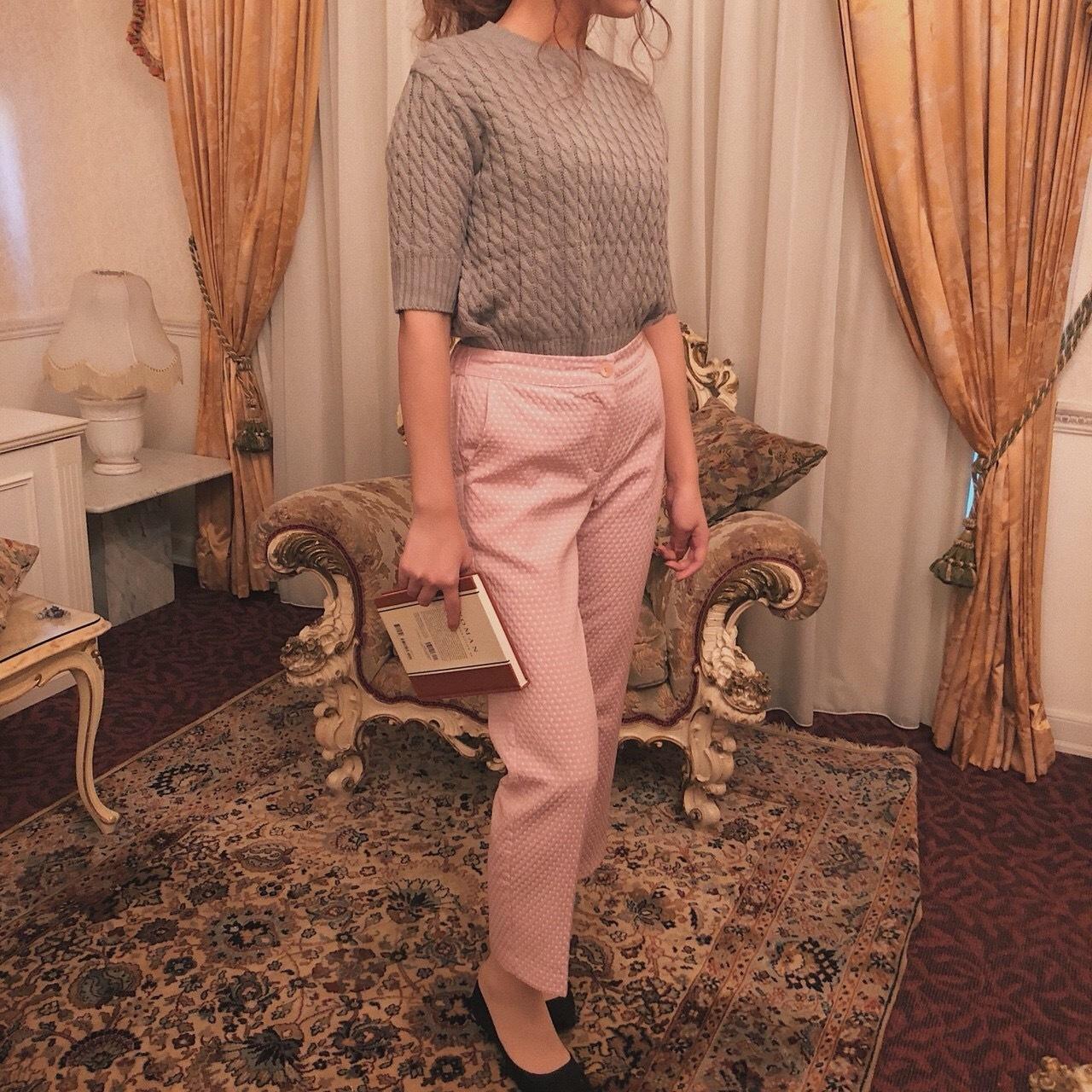 ♡mini flower pants