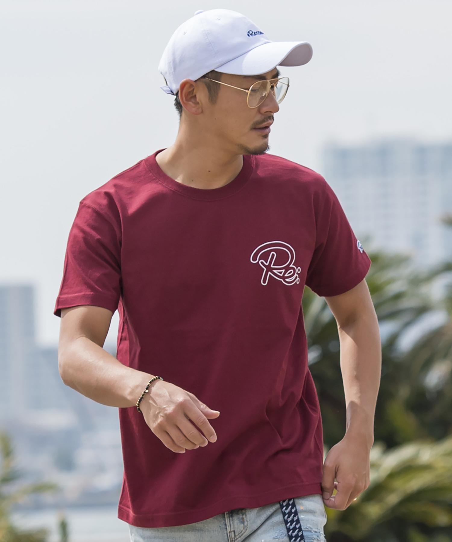 Re: BIG ICON PRINT T-shirt[REC175]