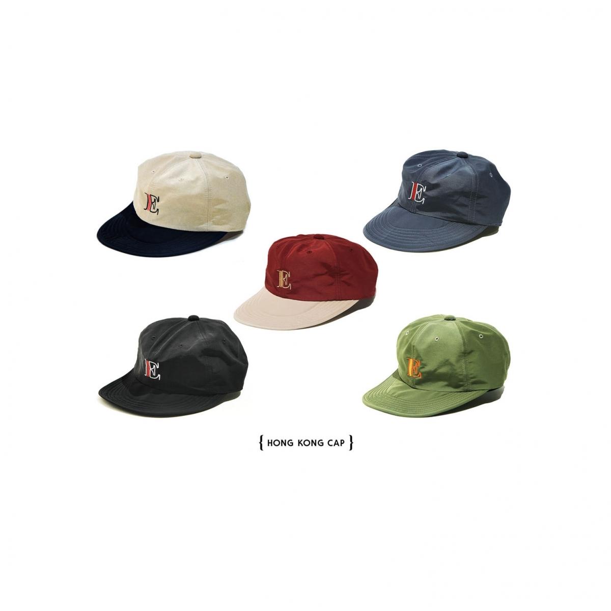 【Evisen Skateboards ゑ】HONG KONG CAP