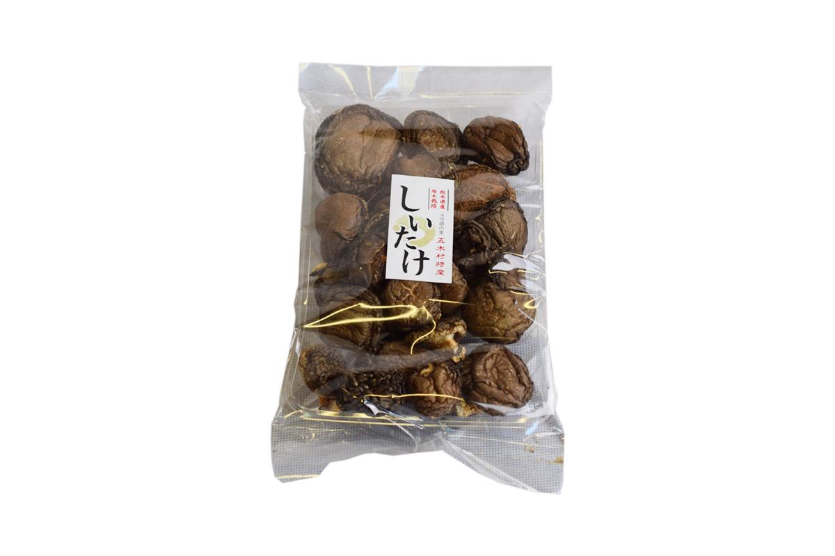 原木栽培乾燥椎茸(丸)65g - 画像2