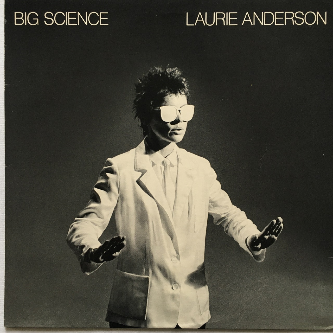【LP・米盤】Laurie Anderson  /  Big Science