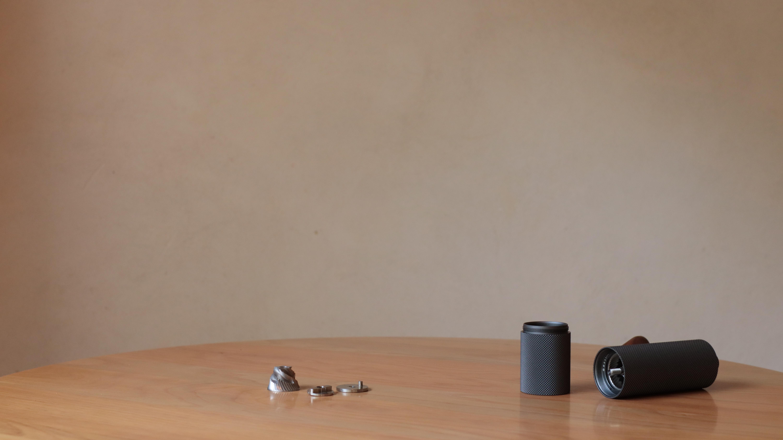 【5月13日以後発送分】【正規輸入/1年保証付】タイムモア スリムプラス (手挽きミル)