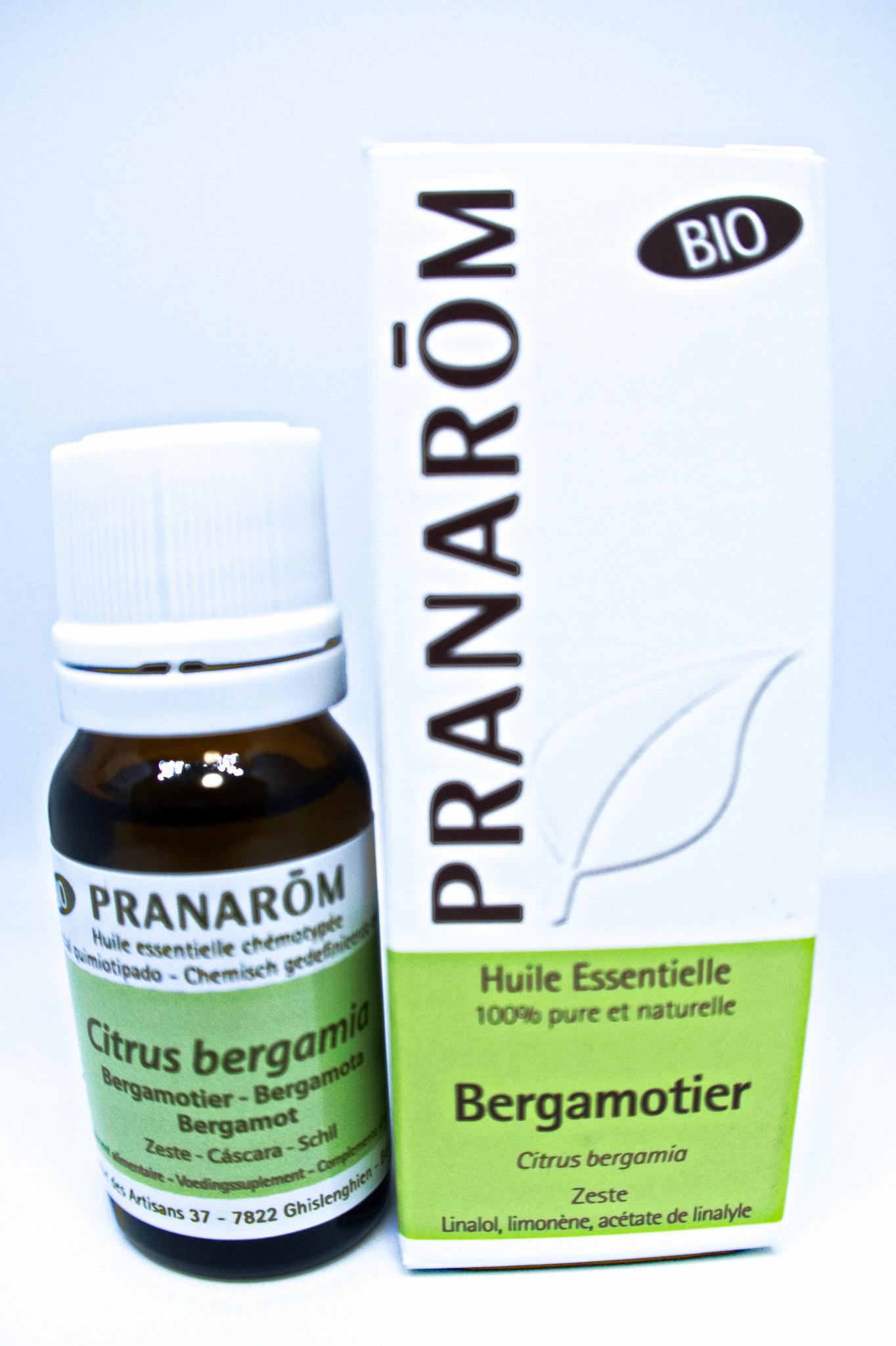 プラナロム ベルガモット 10ml (PRANAROM Bergamotier)