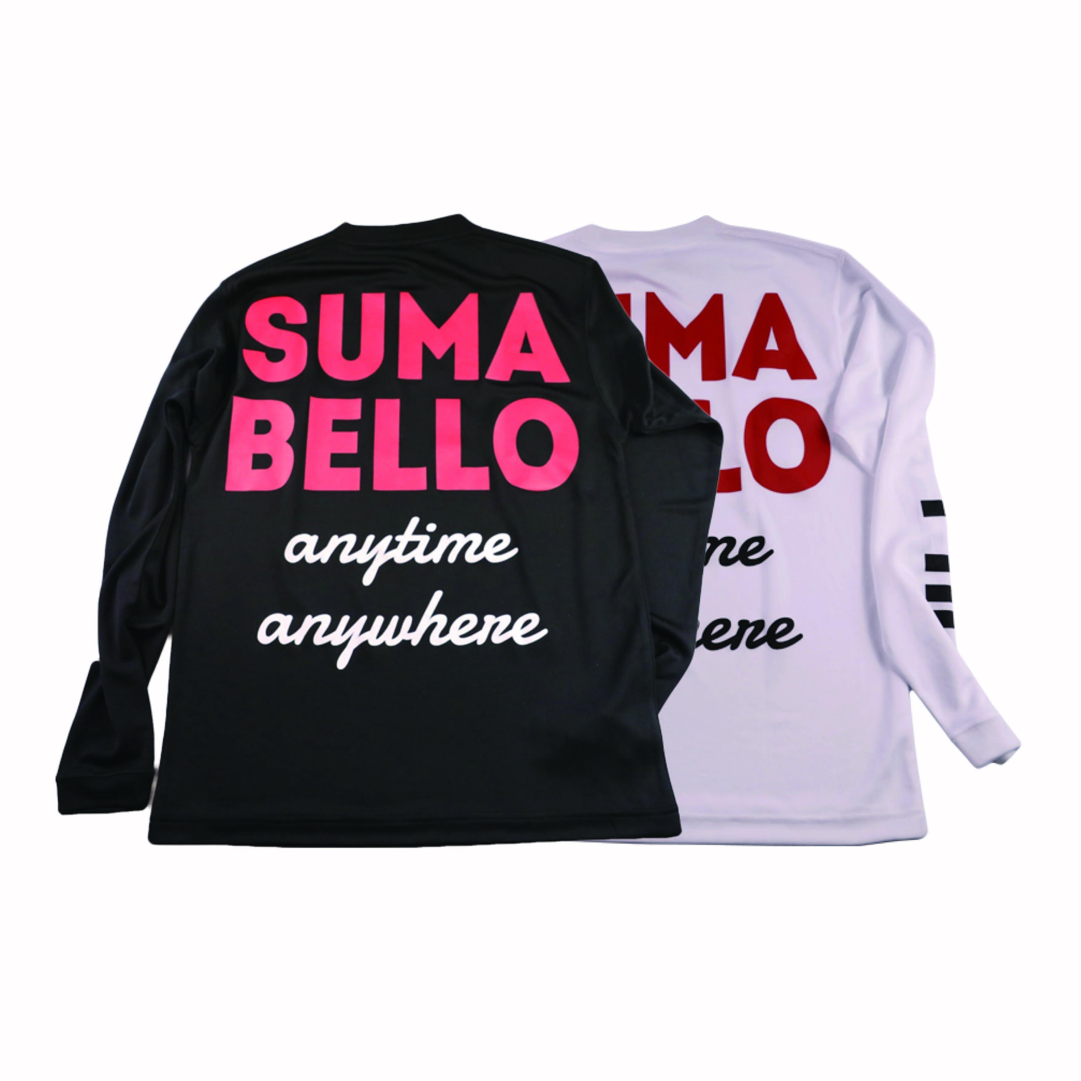 SUMAG L/S TEE(全2カラー)