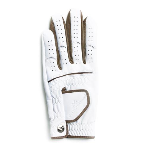 【Men's】 Athlete Glove white-chocolate