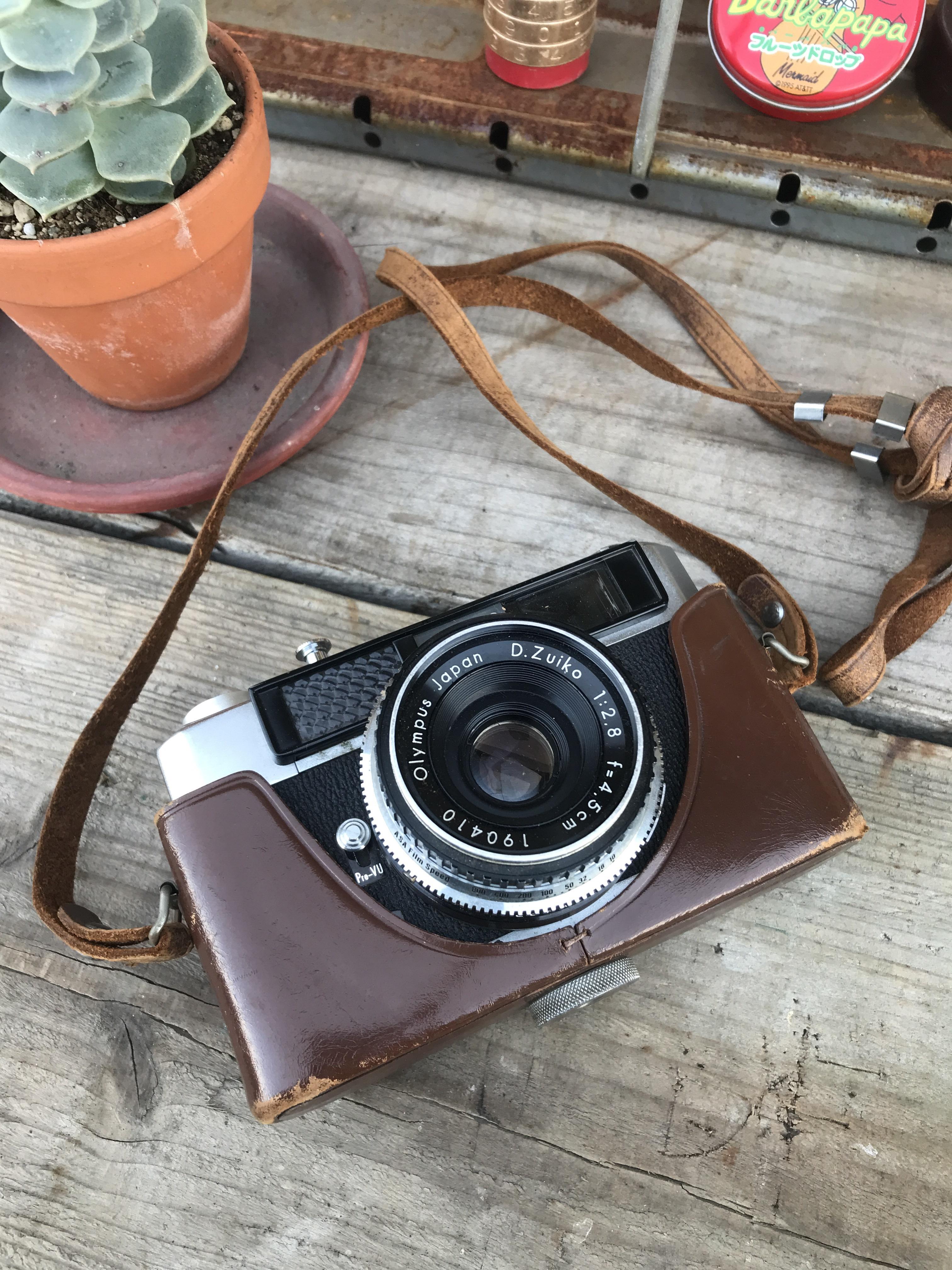 ジャンク カメラ