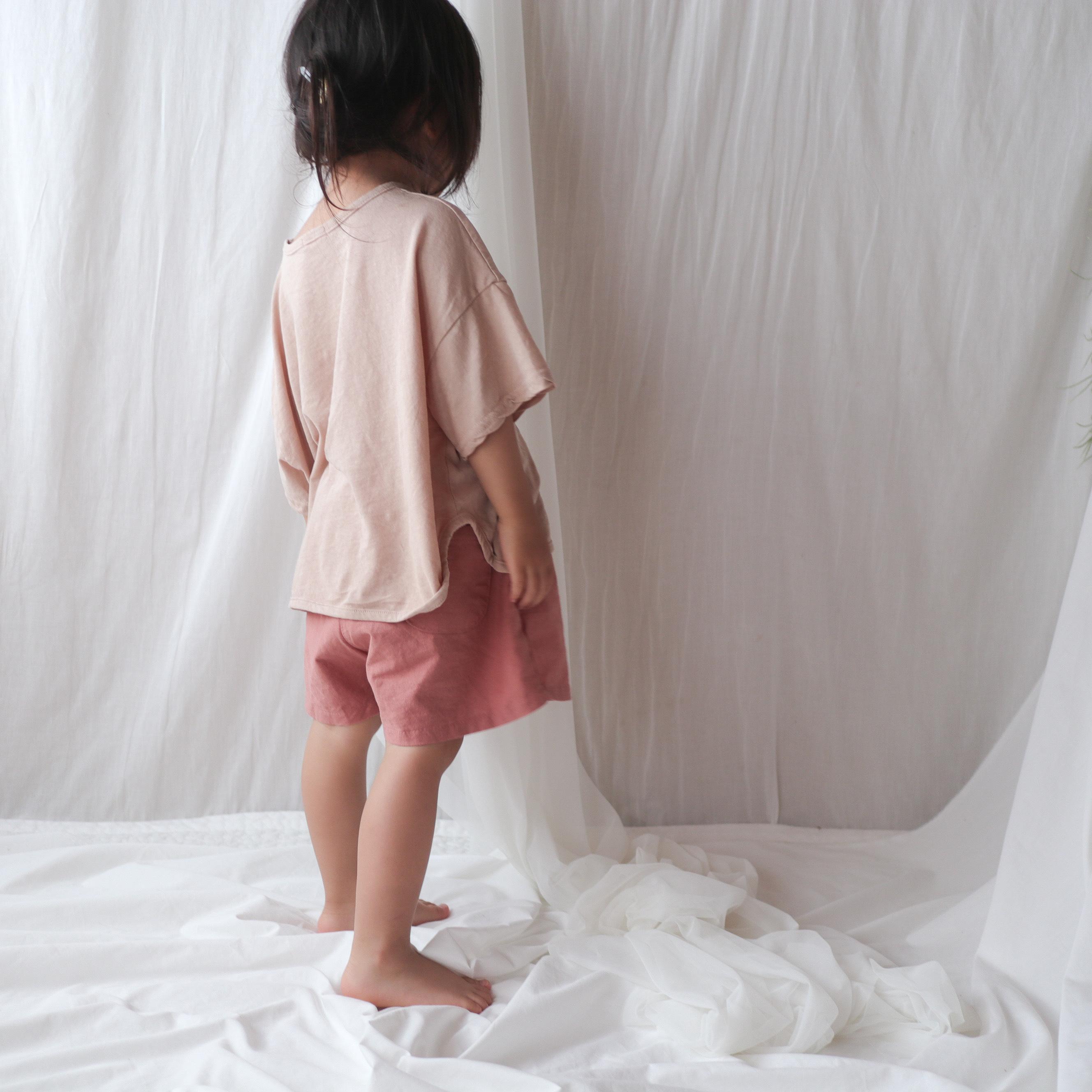 cotton short pants.〔コットンショートパンツ 〕