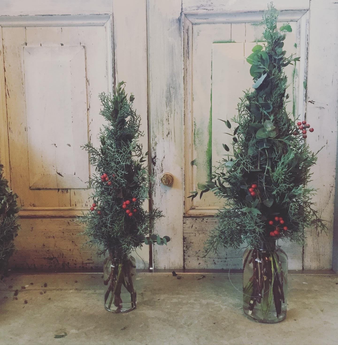 フレッシュツリー Sサイズ (花瓶なし)