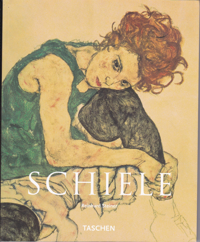 英語版 TAZCHEN「SCHIELE」Reinhard Steiner