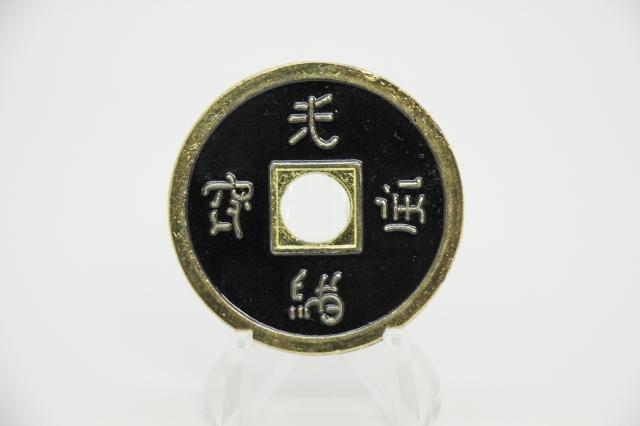 チャイニーズコイン tango製 (ワンダラーサイズ)