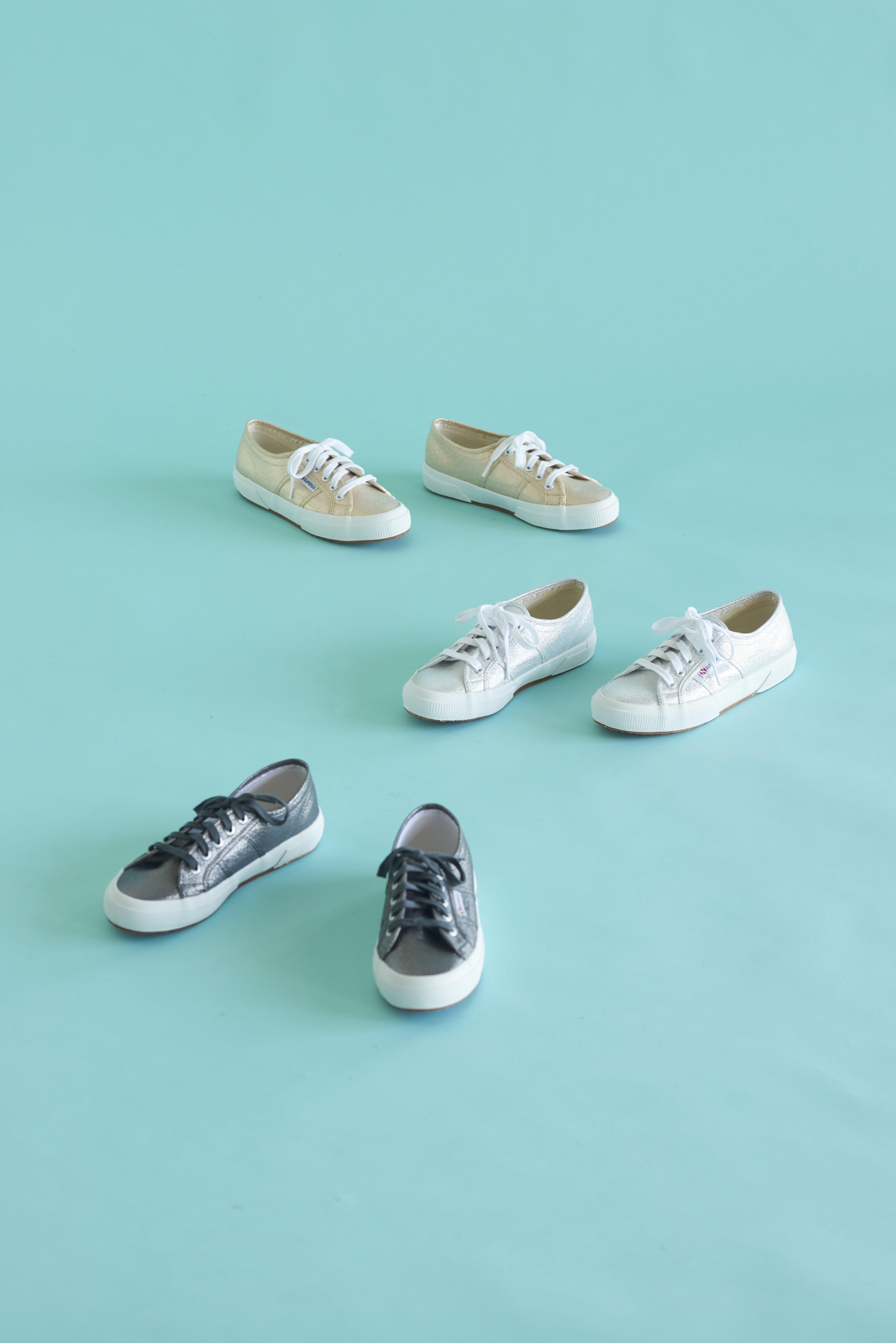 SUPERGA 2750-LAME W sneaker