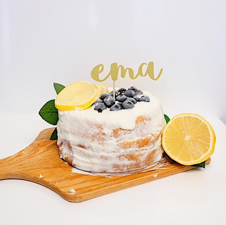 お名前ケーキトッパー(R・追加用・単品でのご注文不可) 誕生日 飾り付け