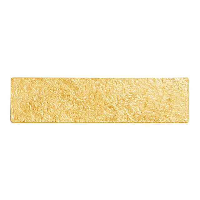 TIN BREATH 50mm Gold plate