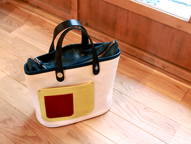 pocket hanpu tote(mini)【100children】