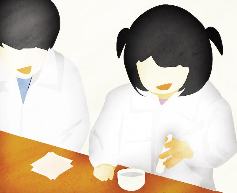 おくすり屋さん体験教室チケット(らくだ薬局|京都)