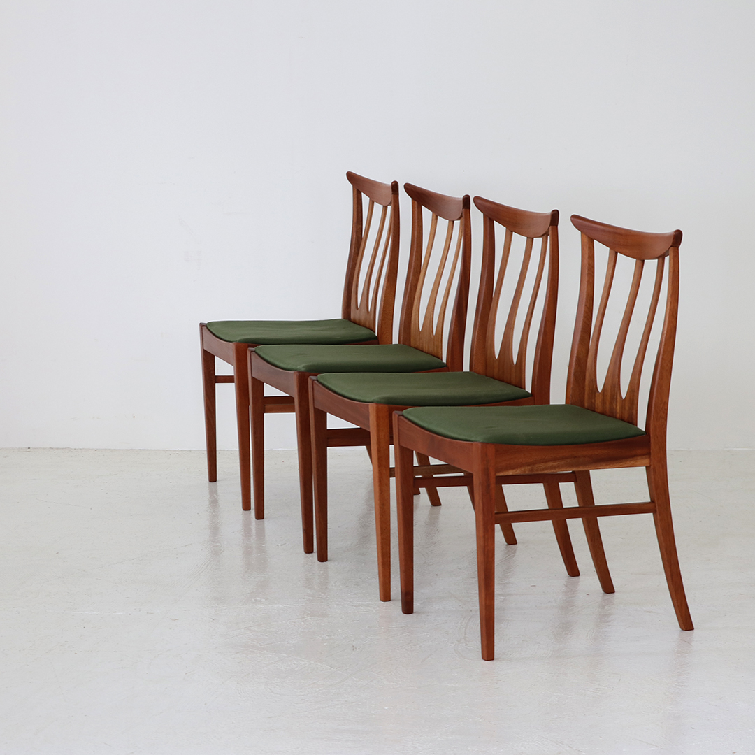 Dining chair set  /  G-PLAN