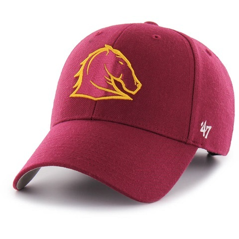 Brisbane Broncos Cap Red