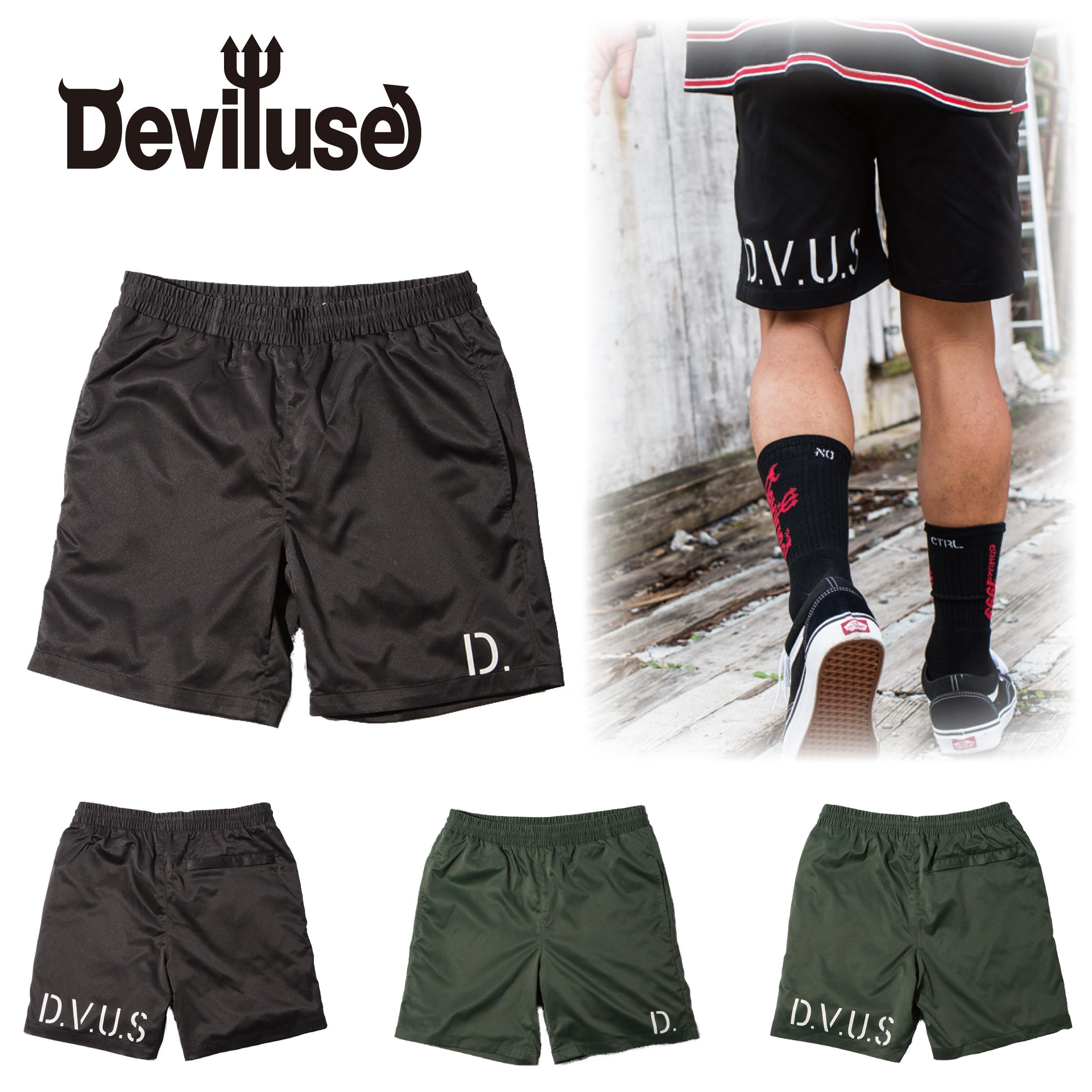 Deviluse(デビルユース) | D. Hybrid Shorts