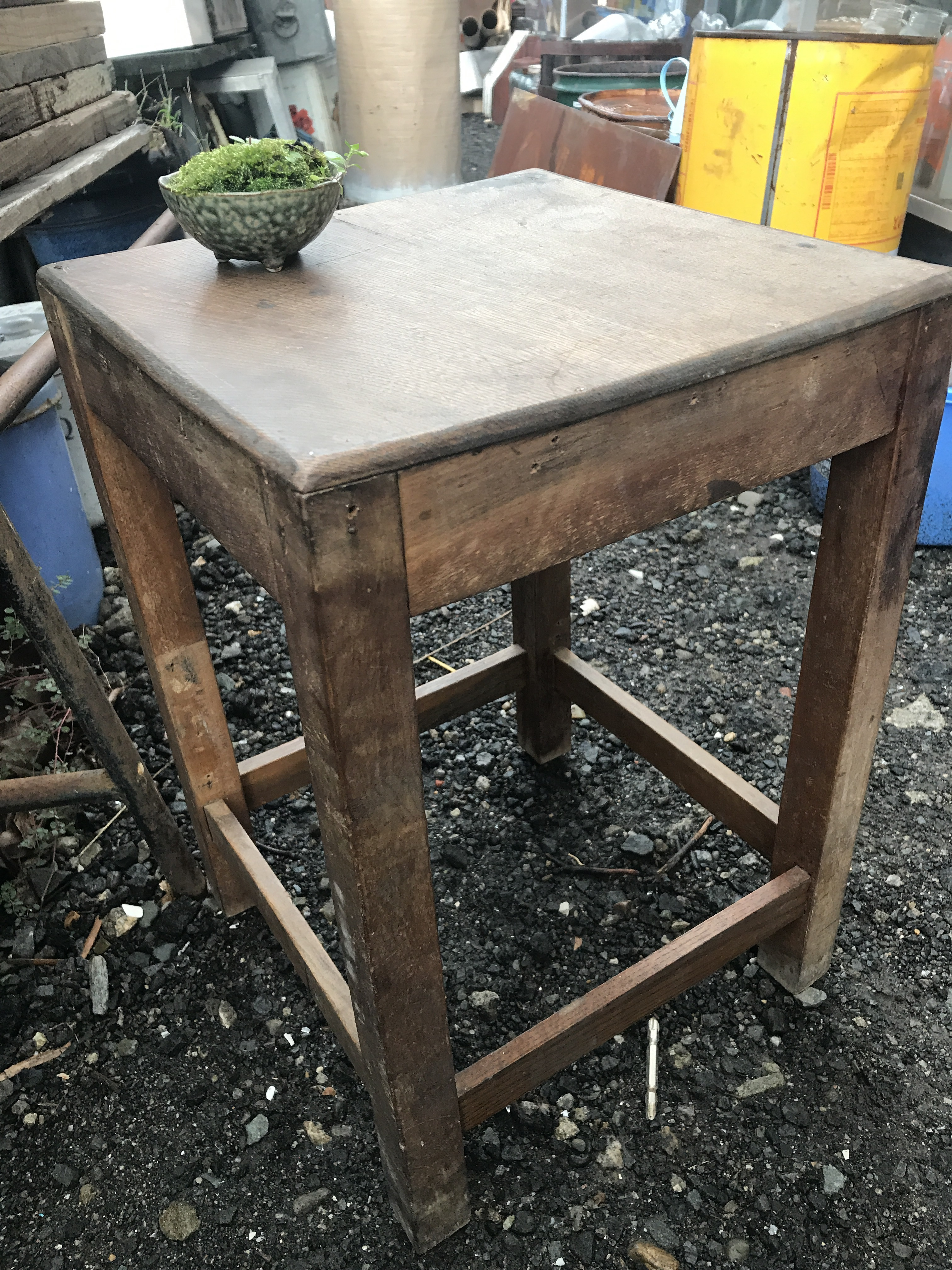 レトロ 木製椅子