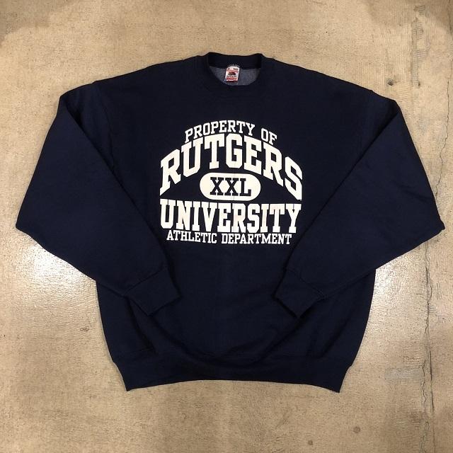 Rutgers University Sweat