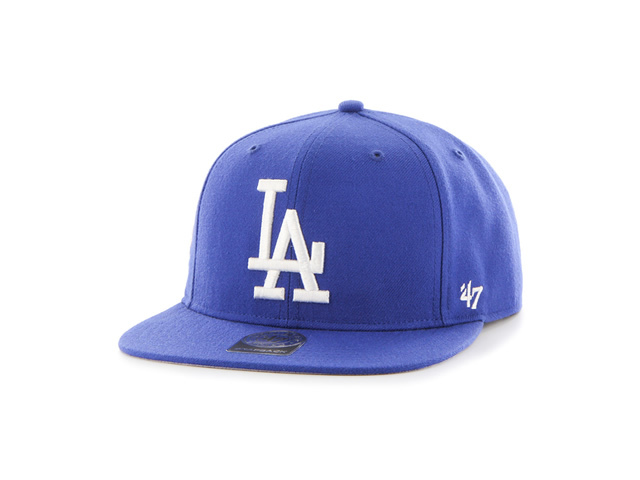 47BRAND|Dodgers Sure Shot '47 CAPTAIN (Royal)