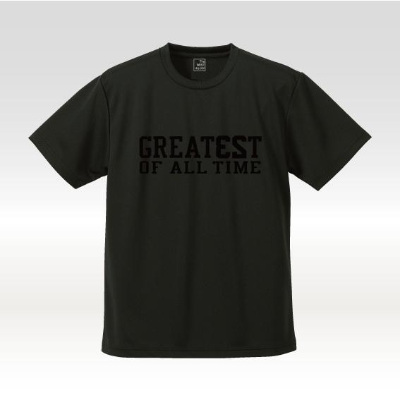 グレーテスト オブ オール タイム 'GREATE23T OF ALL TIME' -Black Label-