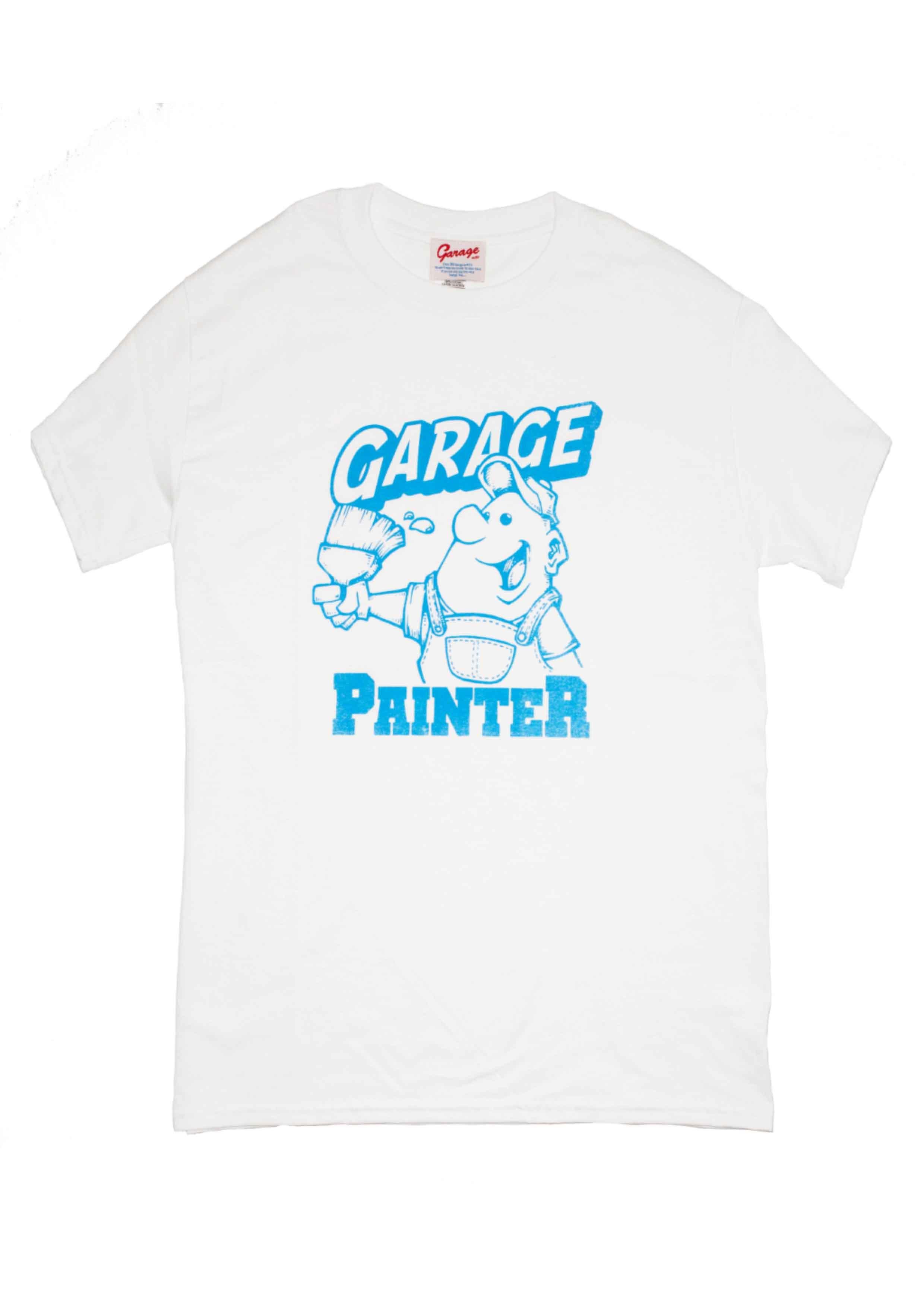 Garage Painter T White