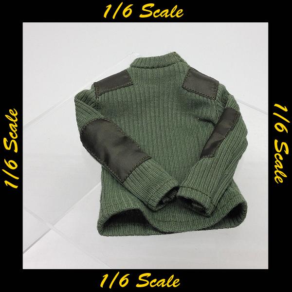 【00636】 1/6 DAMToys イギリス 海兵隊 コマンドセーター