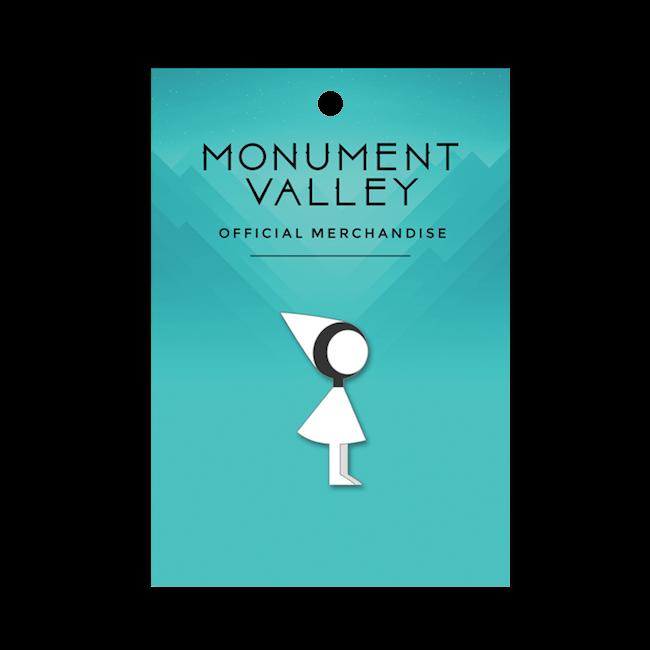 【Monument Valley(モニュメント・バレー) 】アイダ・ピンズ - 画像1
