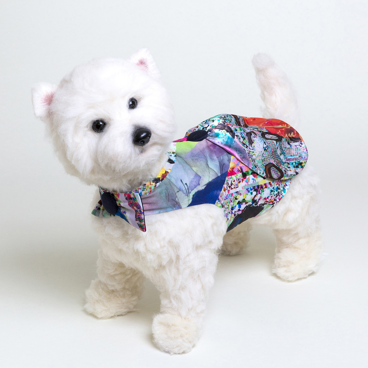 jibun-fuku DOG 【スカート・チューブドレス】DOGBSK201818