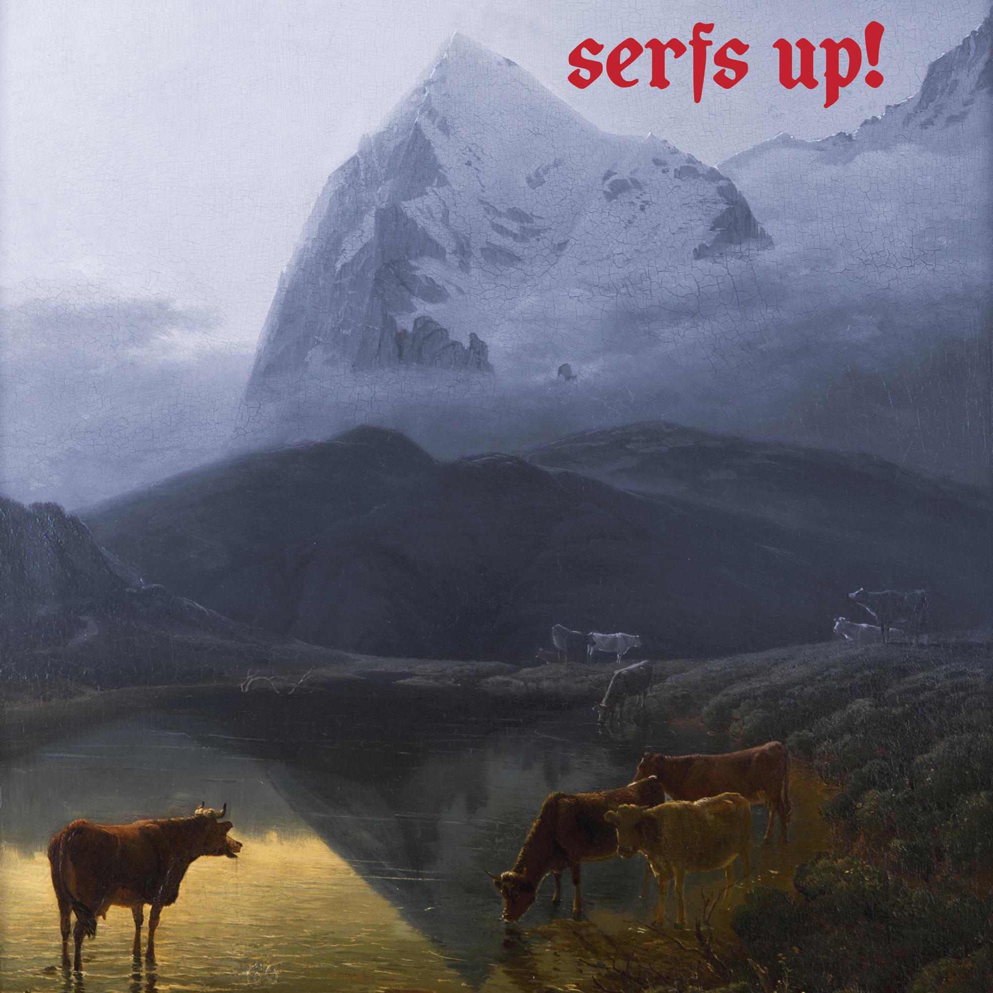 Fat White Family / Serfs Up!(Ltd LP)