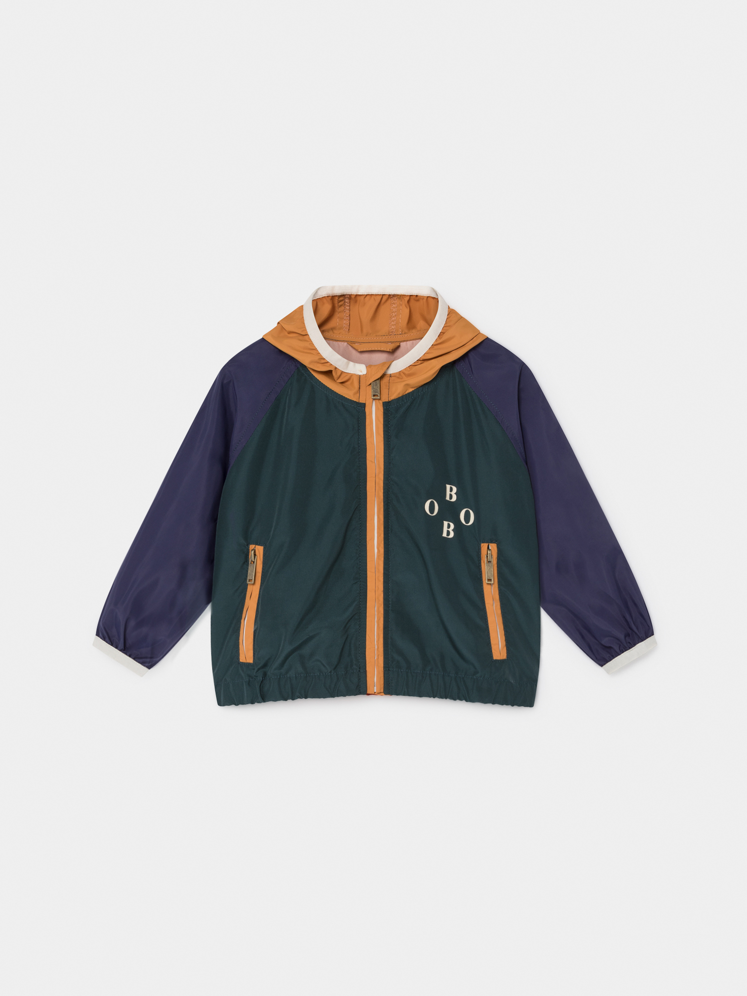 《BOBO CHOSES 2019AW》BOBO Multicolor windstopper / 12-36M