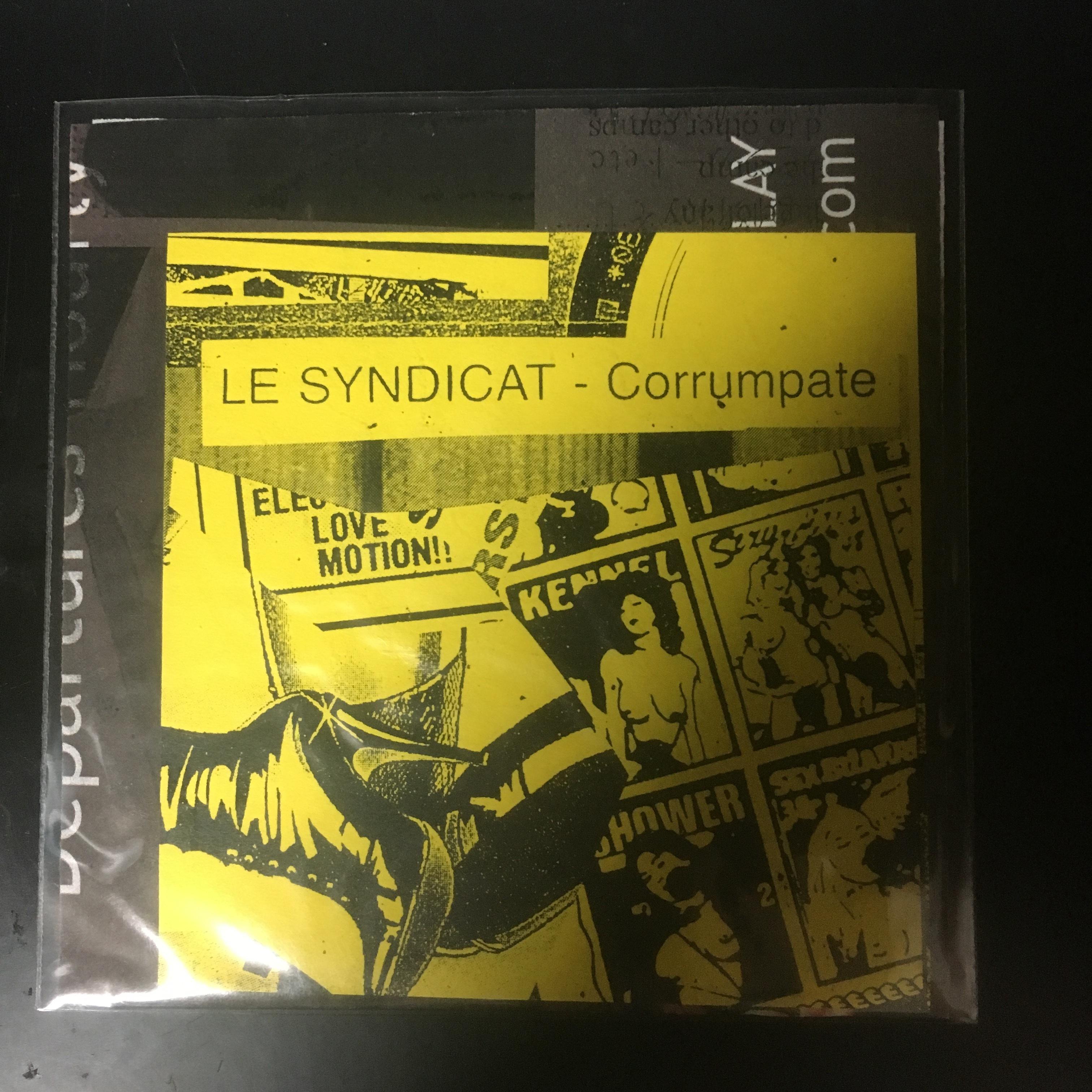 Le Syndicat – Corrumpate(CD)USED