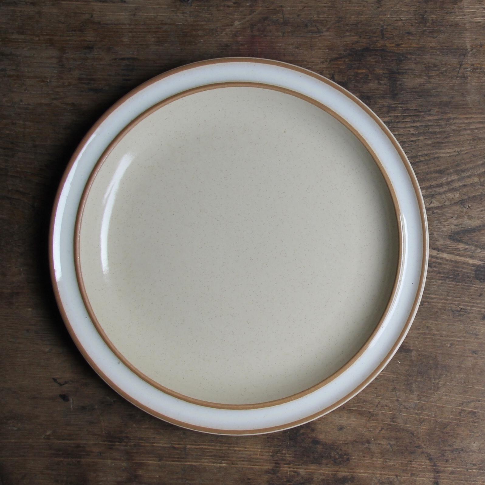 yamaka ストーンウェア ディナー皿 在庫2枚