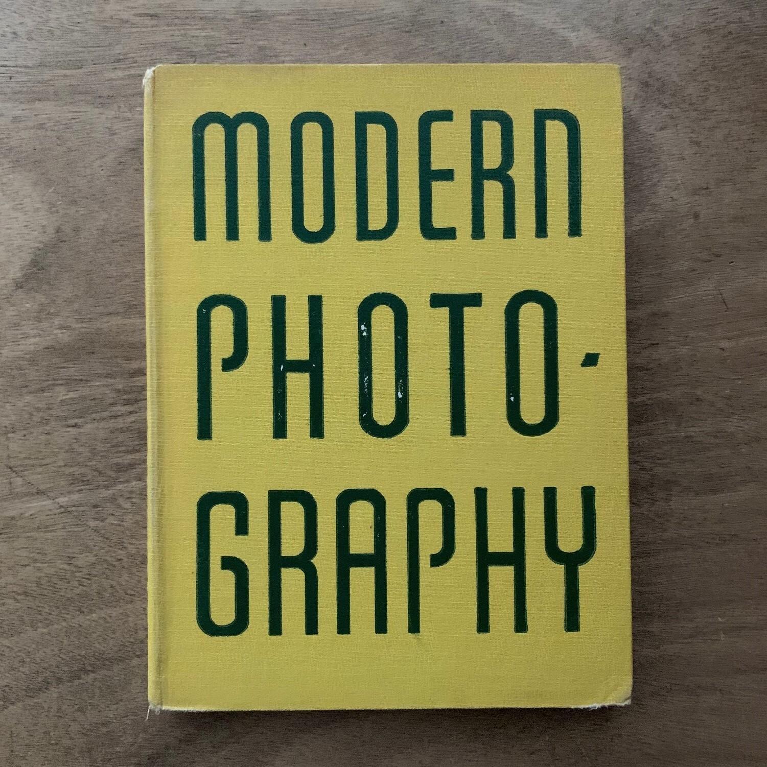 Modern Photography / The Studio Annual of Camera Art 1938-9