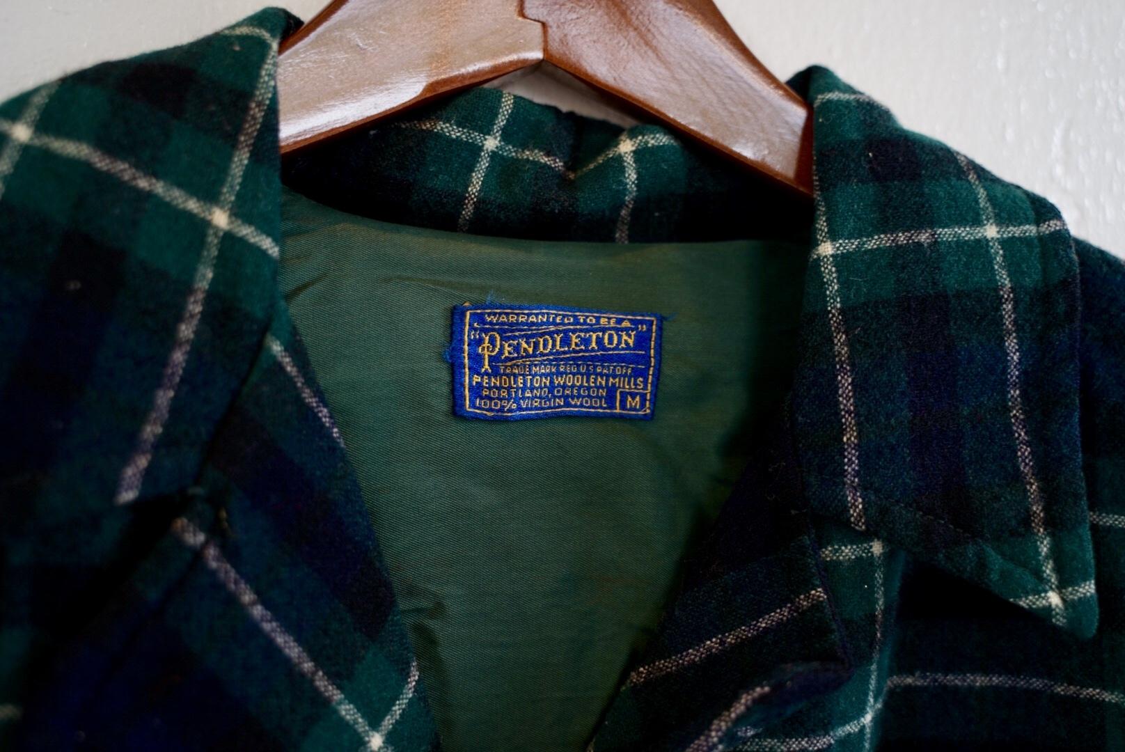 Pendleton ウールジャケット