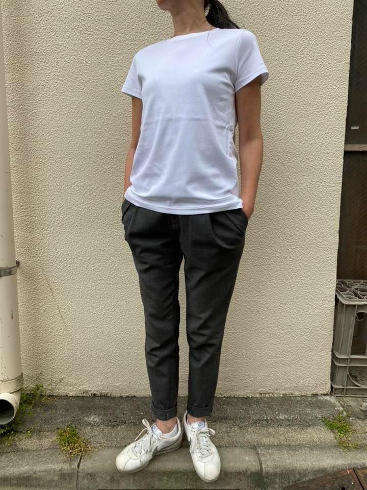 【マツミキセレクト】コットンTシャツBASIC