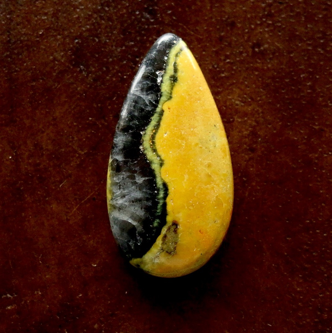 バンブルビージャスパー 天然石ルース