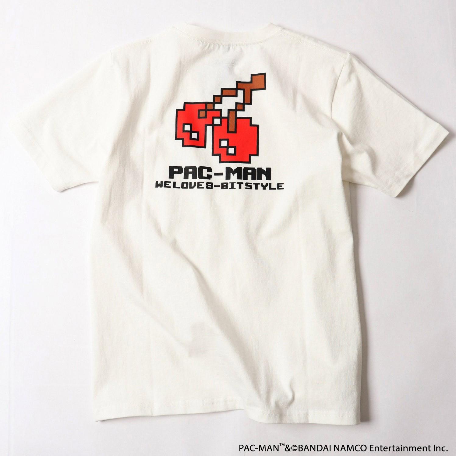 パックマン チェリープリントTシャツ NO0530137