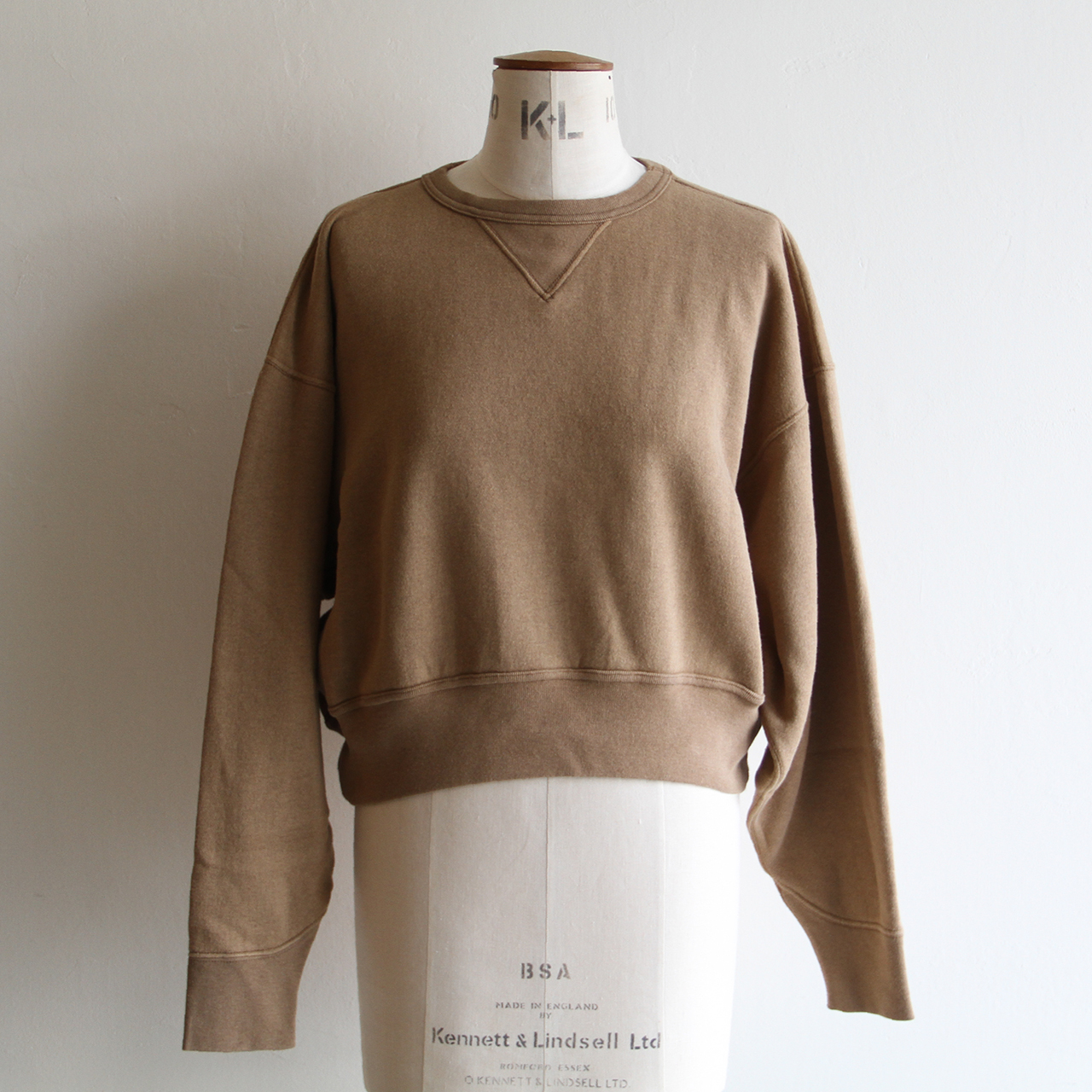 WRYHT【 womens 】french terry short tops