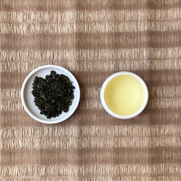 杉林溪烏龍茶/茶缶20g