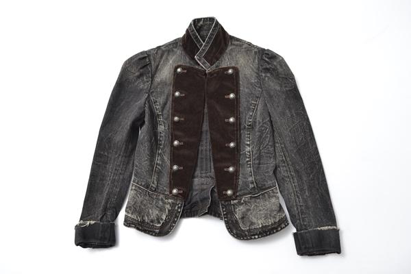 Ralph Lauren size7 denim couduroy jacket