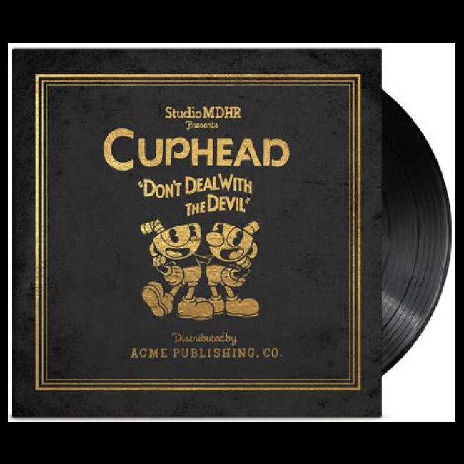 【Cuphead(カップヘッド)】レコード・セット(4LP) - 画像1