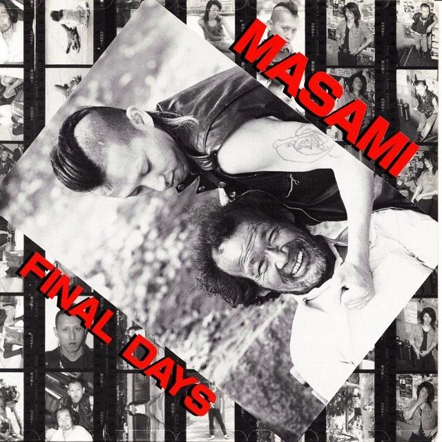 【7inch・国内盤】MASAMI / FINAL DAYS