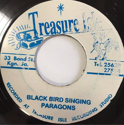 Paragons(パラゴンズ) - Black Bird Singing【7'】