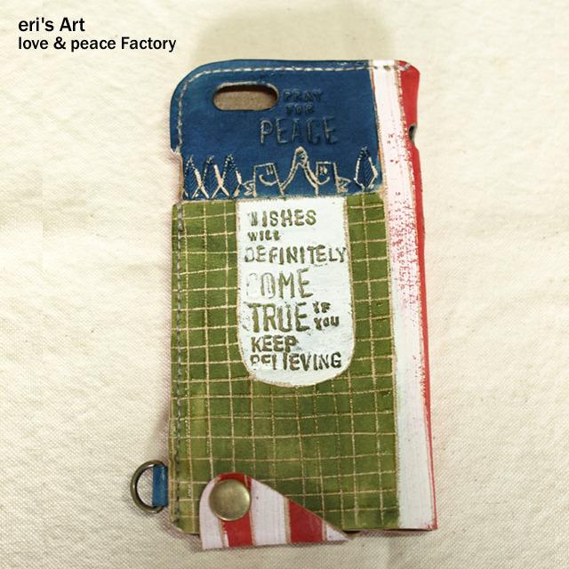 ☆こちらの商品は我蘭憧へ納品致しました☆ 革 iPhone6/6s専用ケース LE-975