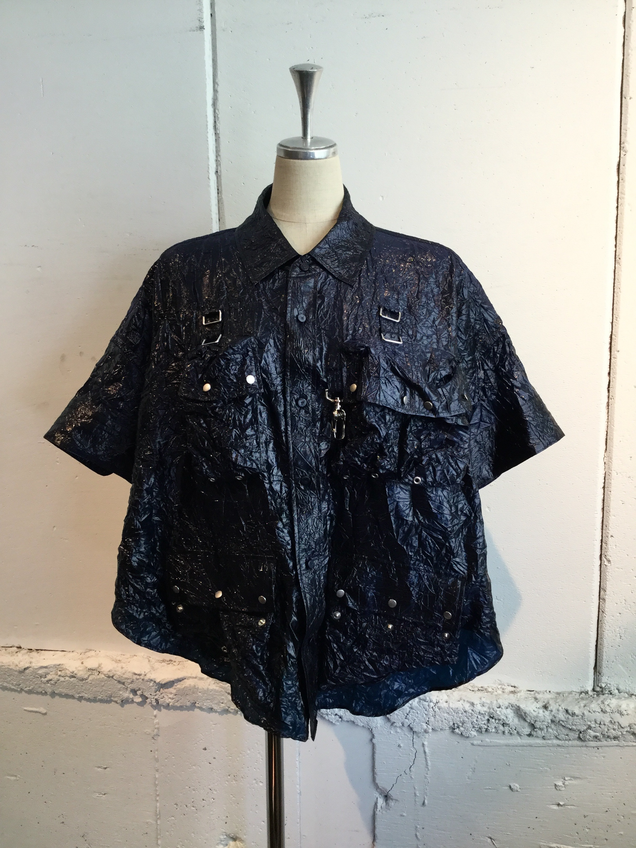 JULIEN DAVID   Shirt (NAVY)