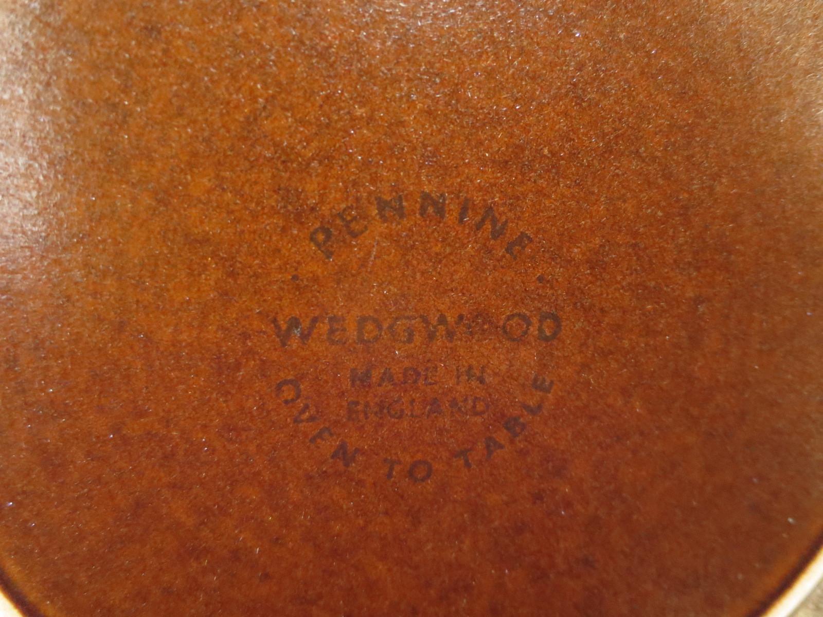 イギリス★ウエッジウッド★ペナインのコーヒーセット11点